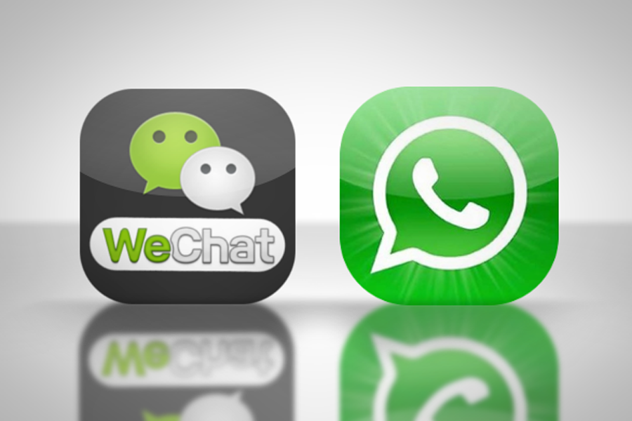 Whatsapp-Wechat